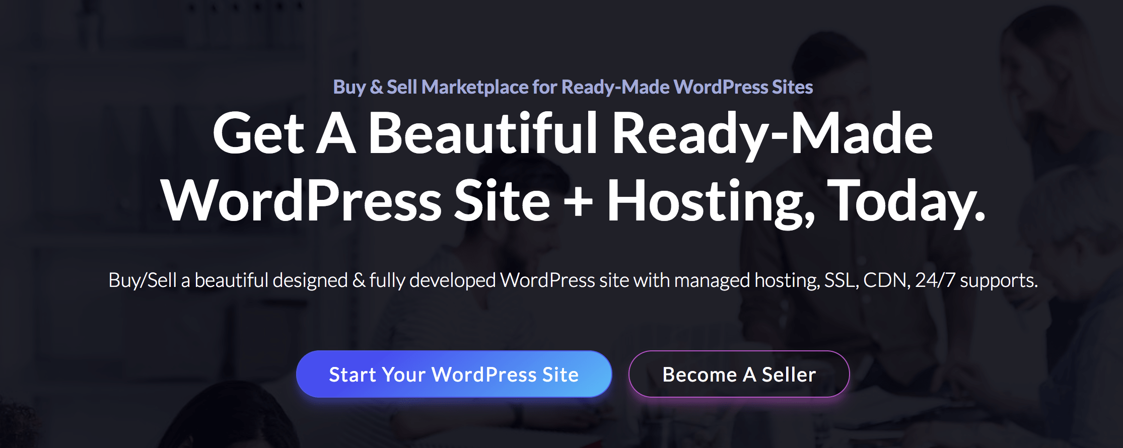 793a6895a Get Beautiful Ready-Made WordPress Sites + Hosting